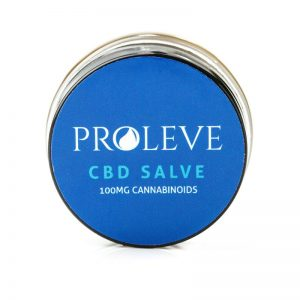 CBD Travel Salve
